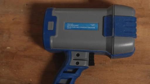 MotoMaster Nautilus 10 Watt Spotlight - Rod's Testimonial - image 1 from the video