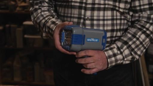 MotoMaster Nautilus 10 Watt Spotlight - Rod's Testimonial - image 7 from the video