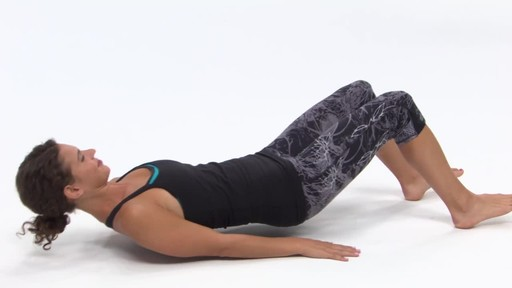 Gaiam Restore Dual Zone Back Roller - image 4 from the video
