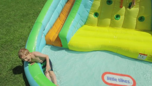 Little Tikes Rocky Mountain River Race - image 3 from the video