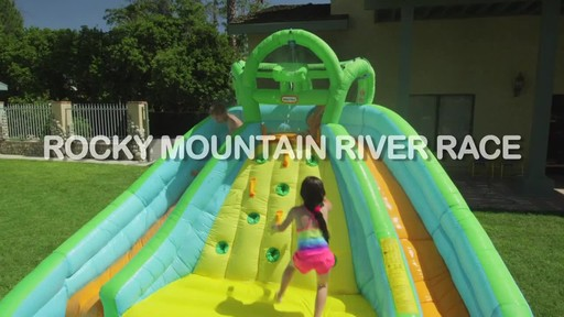 Little Tikes Rocky Mountain River Race - image 6 from the video