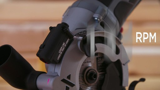 MAXIMUM Heavy-Duty Compact Circular Saw, 3-3/8-in - image 7 from the video
