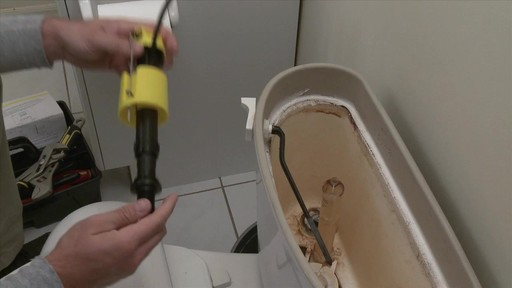 how to replace a toilet fill valve tools toilets. Black Bedroom Furniture Sets. Home Design Ideas