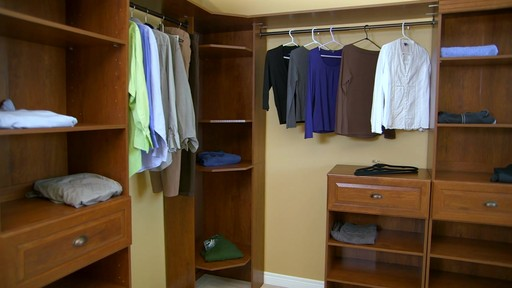 The Woodfield Closet Kit - image 10 from the video