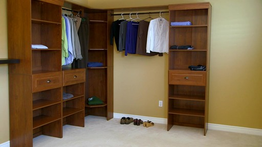 The Woodfield Closet Kit - image 3 from the video