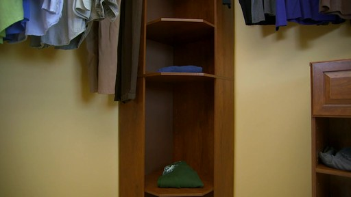 The Woodfield Closet Kit - image 4 from the video