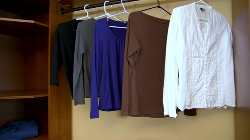 The Woodfield Closet Kit - image 7 from the video