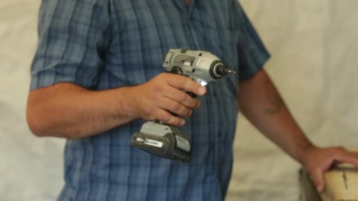 MAXIMUM 20V Max Drill & Driver - Don's Testimonial - image 4 from the video