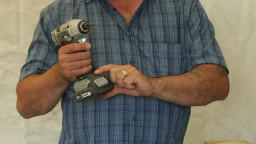 MAXIMUM 20V Max Drill & Driver - Don's Testimonial - image 8 from the video
