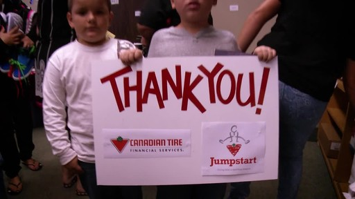 Jumpstart Snacks & Sneakers - image 10 from the video