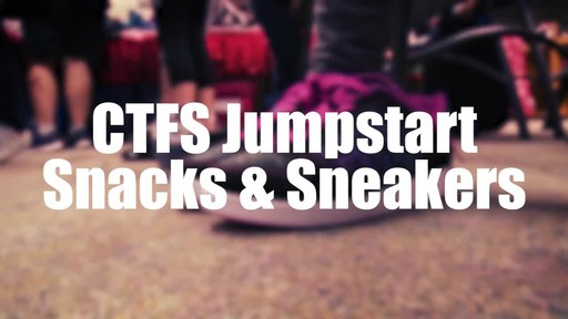Jumpstart Snacks & Sneakers - image 2 from the video