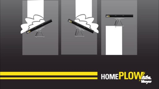 HomePlow by Meyer - image 8 from the video