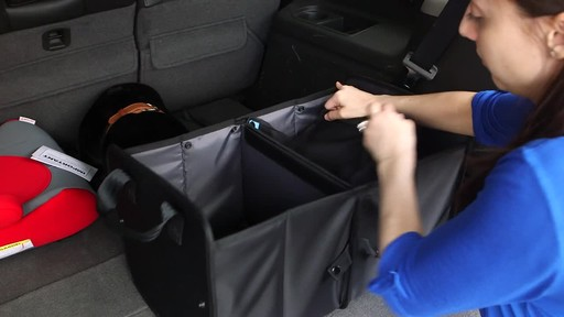 GloveBox Trunk Organizer - image 4 from the video