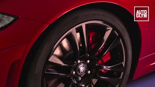 Autoglym Instant Tyre Dressing - image 3 from the video