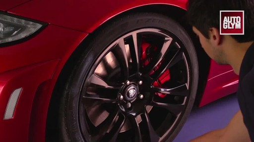 Autoglym Instant Tyre Dressing - image 4 from the video