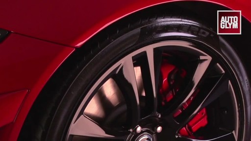 Autoglym Instant Tyre Dressing - image 6 from the video