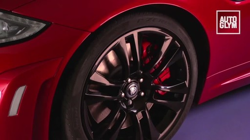 Autoglym Instant Tyre Dressing - image 9 from the video