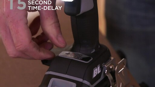 MAXIMUM 20V Brushless Impact Driver - image 7 from the video