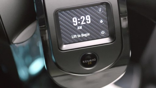 Keurig 2.0- Always Look for the Keurig Logo English Canadian Tire