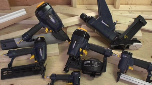 Combo Air Nailers User Guide - image 10 from the video