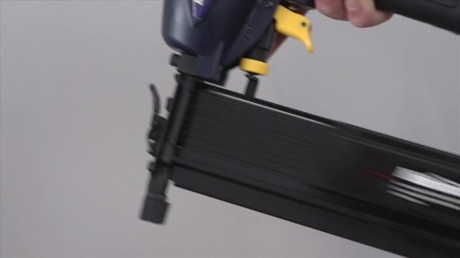 Combo Air Nailers User Guide - image 5 from the video