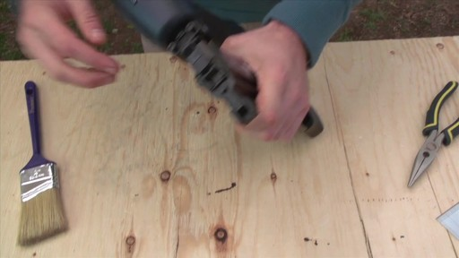Combo Air Nailers User Guide - image 6 from the video