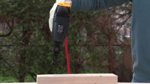 Combo Air Nailers User Guide - image 8 from the video