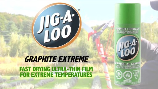 Jig-A-Loo Graphite Extreme Lubricant - image 10 from the video