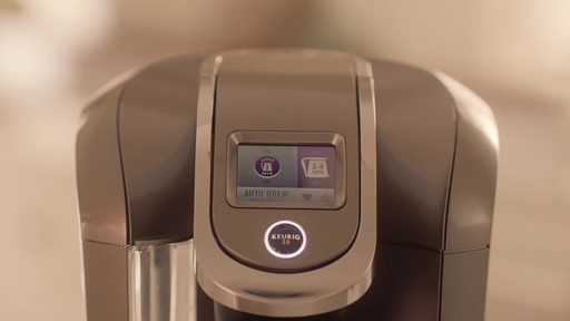Keurig 2.0- Brewing a Carafe - image 6 from the video