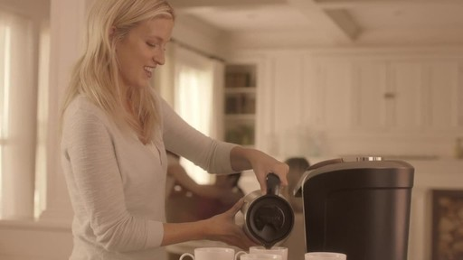 Keurig 2.0- Brewing a Carafe - image 7 from the video