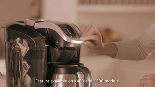 Keurig 2.0- Brewing a Carafe - image 8 from the video