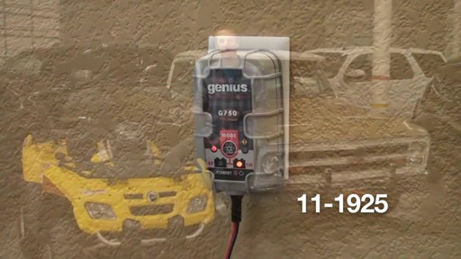 Noco Genius G750 Smart Battery Charger - image 9 from the video