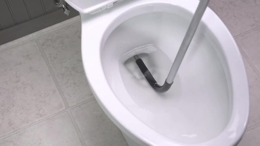How to Use a Cobra Toilet Auger - image 5 from the video