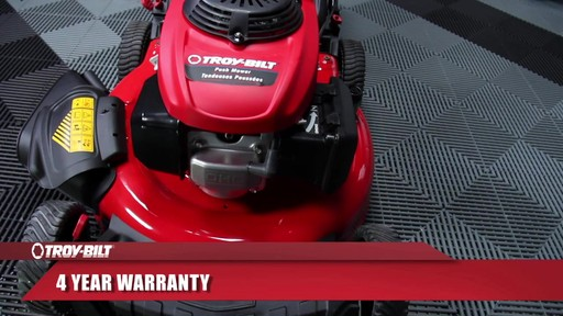 Troy Bilt Push Lawn Mower 160 Cc 187 English Canadian Tire
