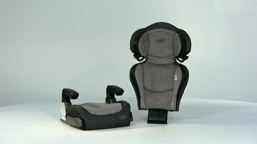 How to Install a Booster Seat - image 1 from the video
