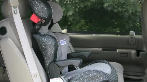 How to Install a Booster Seat - image 7 from the video