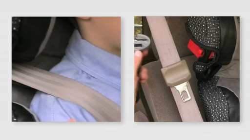 How to Install a Booster Seat - image 8 from the video