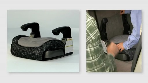 How to Install a Booster Seat - image 9 from the video