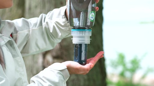SteriPEN Travel Water Purifier - image 6 from the video