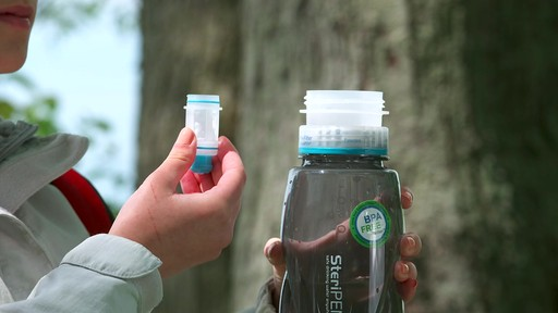 SteriPEN Travel Water Purifier - image 8 from the video
