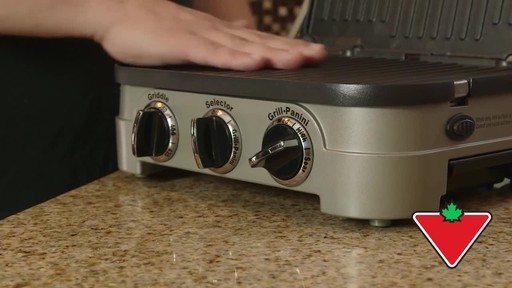 Cuisinart Griddler - Mike's Testimonial - image 1 from the video