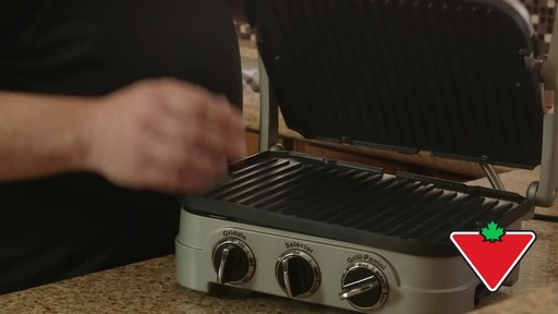 Cuisinart Griddler - Mike's Testimonial - image 10 from the video