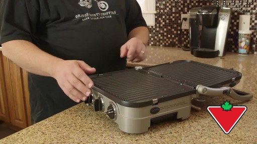 Cuisinart Griddler - Mike's Testimonial - image 2 from the video