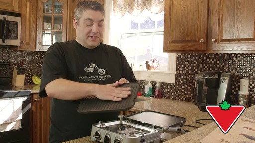 Cuisinart Griddler - Mike's Testimonial - image 3 from the video