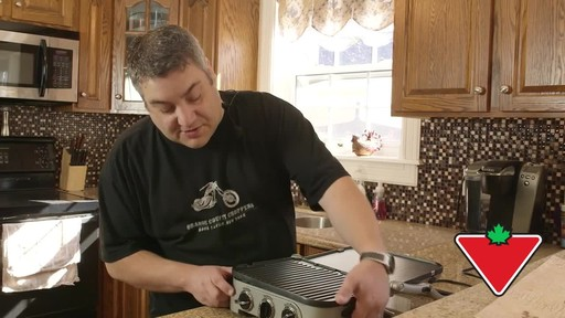 Cuisinart Griddler - Mike's Testimonial - image 4 from the video