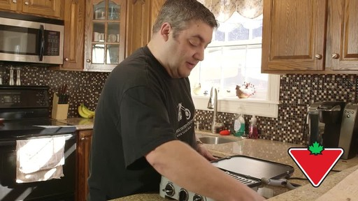 Cuisinart Griddler - Mike's Testimonial - image 5 from the video
