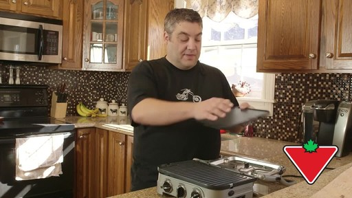 Cuisinart Griddler - Mike's Testimonial - image 6 from the video
