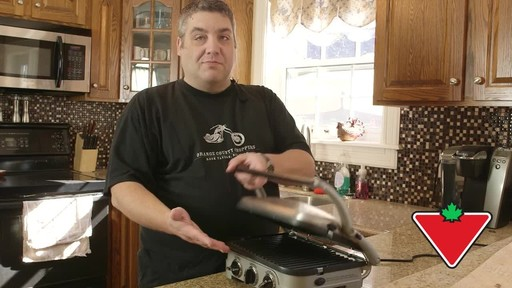 Cuisinart Griddler - Mike's Testimonial - image 7 from the video