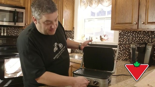 Cuisinart Griddler - Mike's Testimonial - image 9 from the video