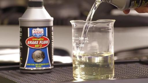Lucas DOT-3 Brake Fluid - image 3 from the video